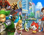 YO-KAI WATCH e Hyrule Warriors: Legends, demo disponibili su eShop