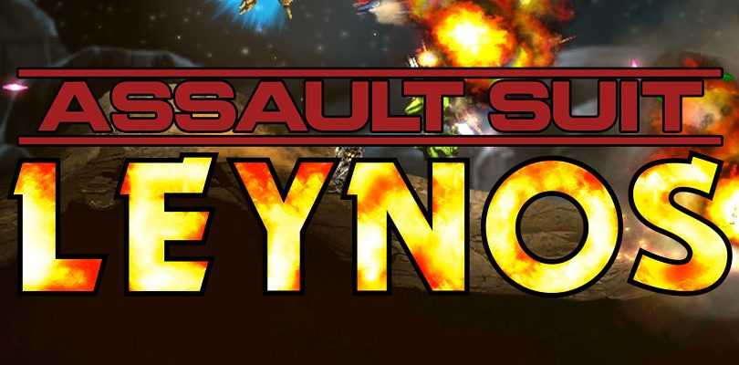 Assault Suit Leynos in Europa su PlayStation 4 e PC
