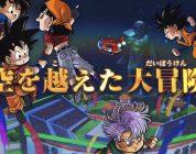 Dragon Ball Fusions debutterà in Giappone ad agosto