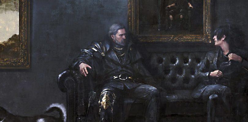 FINAL FANTASY XV - A King's Tale