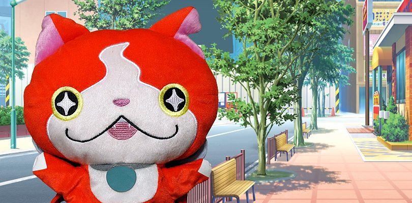 YO-KAI WATCH Contest: in regalo un pupazzo di Jibanyan!