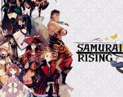 SQUARE ENIX annuncia Samurai Rising