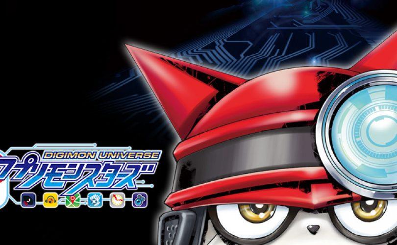 Digimon Universe: Appli Monsters, svelati protagonista e Digimon