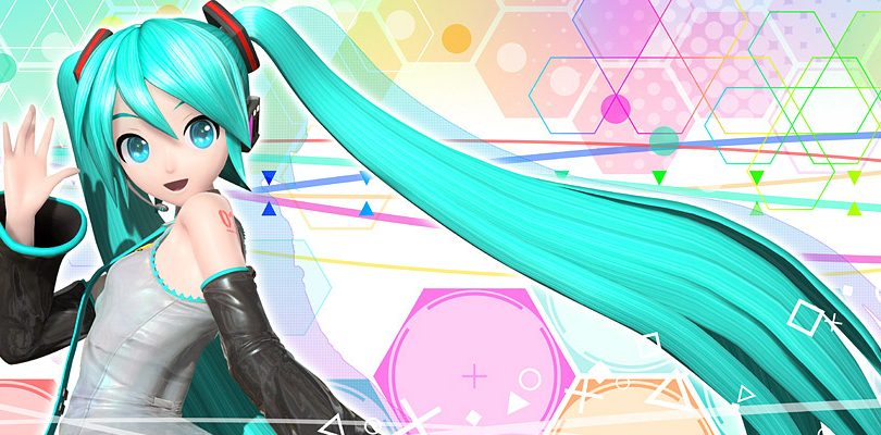 Hatsune Miku:: Project DIVA Future Tone DX