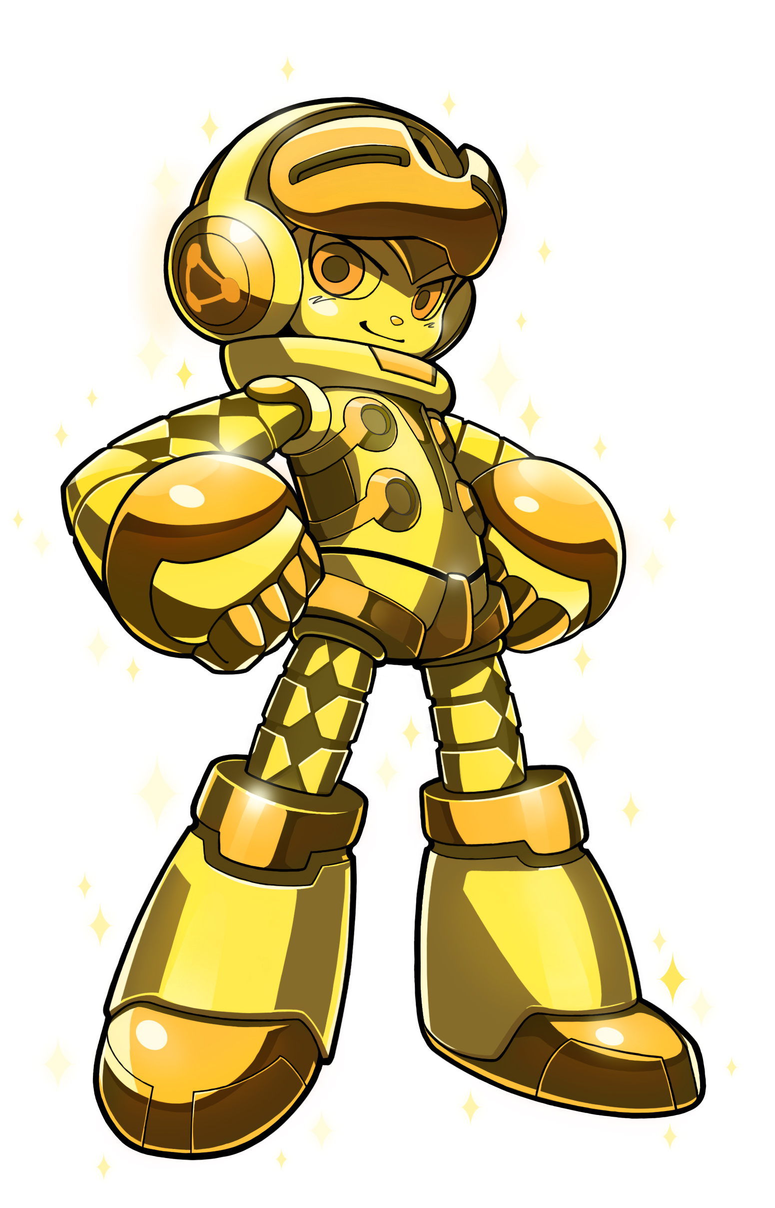 mighty-no-9-beck-gold