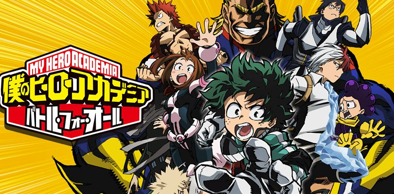 My Hero Academia: Battle for All – Recensione