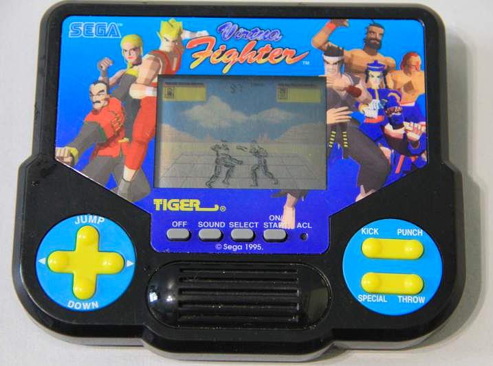 Console portatili - Gig Tiger