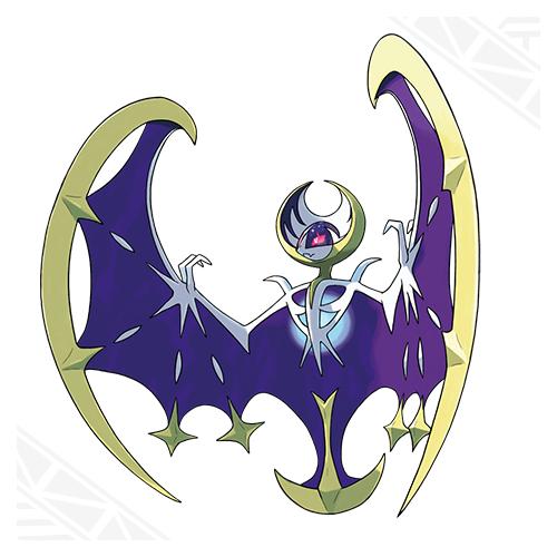 Pokémon Sole e Luna - Lunala