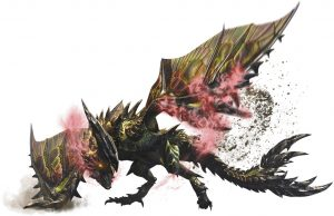 Astalos - Monster Hunter Generations