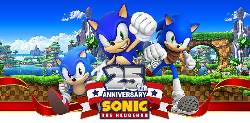 Sonic the Hedgehog - 25 anni