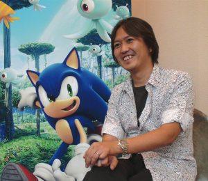Sonic Team - Takashi Iizuka