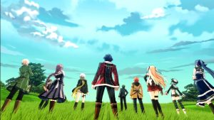 The Legend of Heroes: Trails of Cold Steel II,