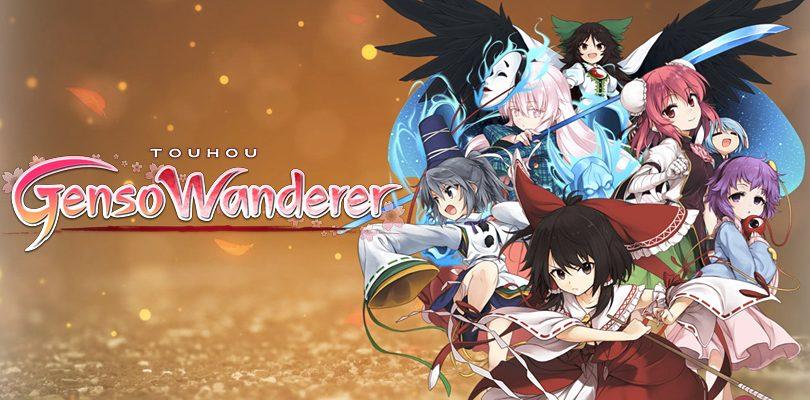 Touhou Genso Wanderer annunciato per l'Europa
