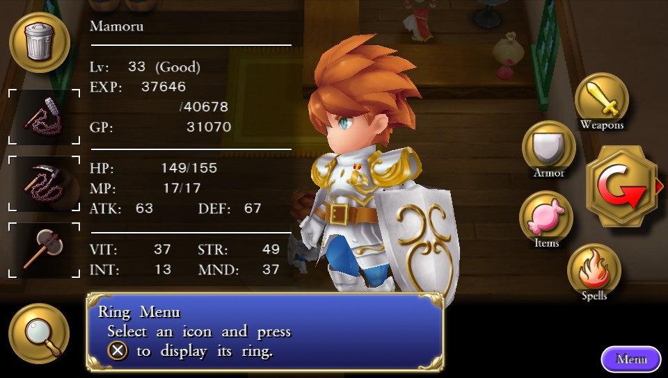 Il gioco presenta un sistema di password. Peccato che l'unica parola chiave esistente serva solo a ottenere un costume alternativo.
