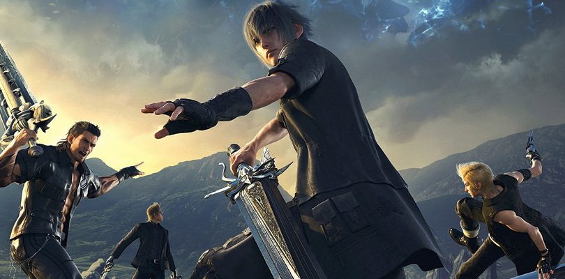 FINAL FANTASY XV / Monster of the Deep