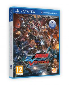 Mobile Suit Gundam EXTREME VS-FORCE - Recensione