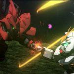 Sazabi e Nu Gundam