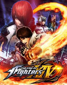 the-king-of-fighters-xiv-key-art