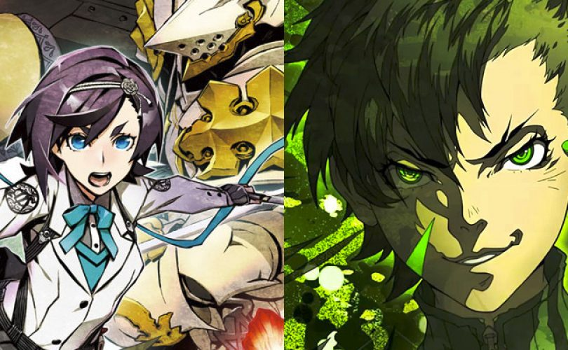 7th Dragon III code:VFD e Shin Megami Tensei IV: Apocalypse