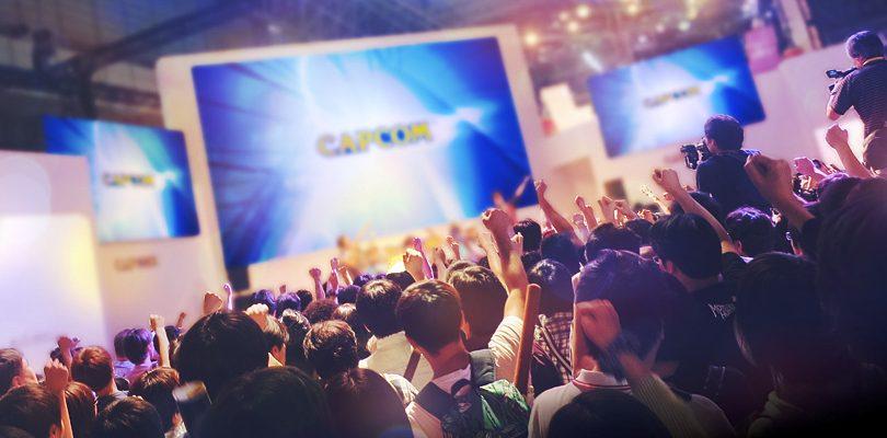 CAPCOM - Tokyo Game Show 2016