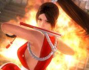 Team NINJA parla dell'esclusione di Mai Shiranui da Super Smash Bros.