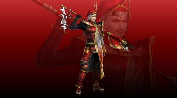samurai-warriors-sanada-maru-sanada-masayuki-artwork