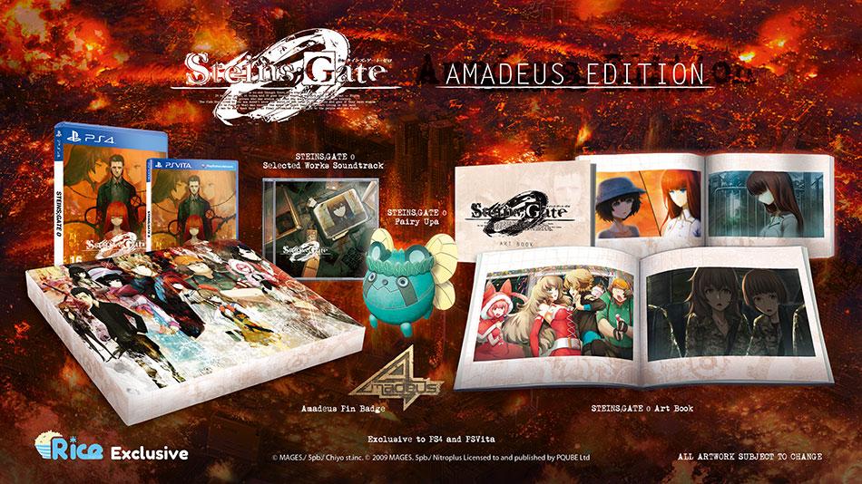 STEINS;GATE 0 - Amadeus Edition