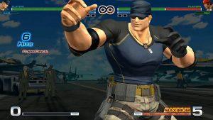 the-king-of-fighters-xiv-ikari-warriors-team-screenshot