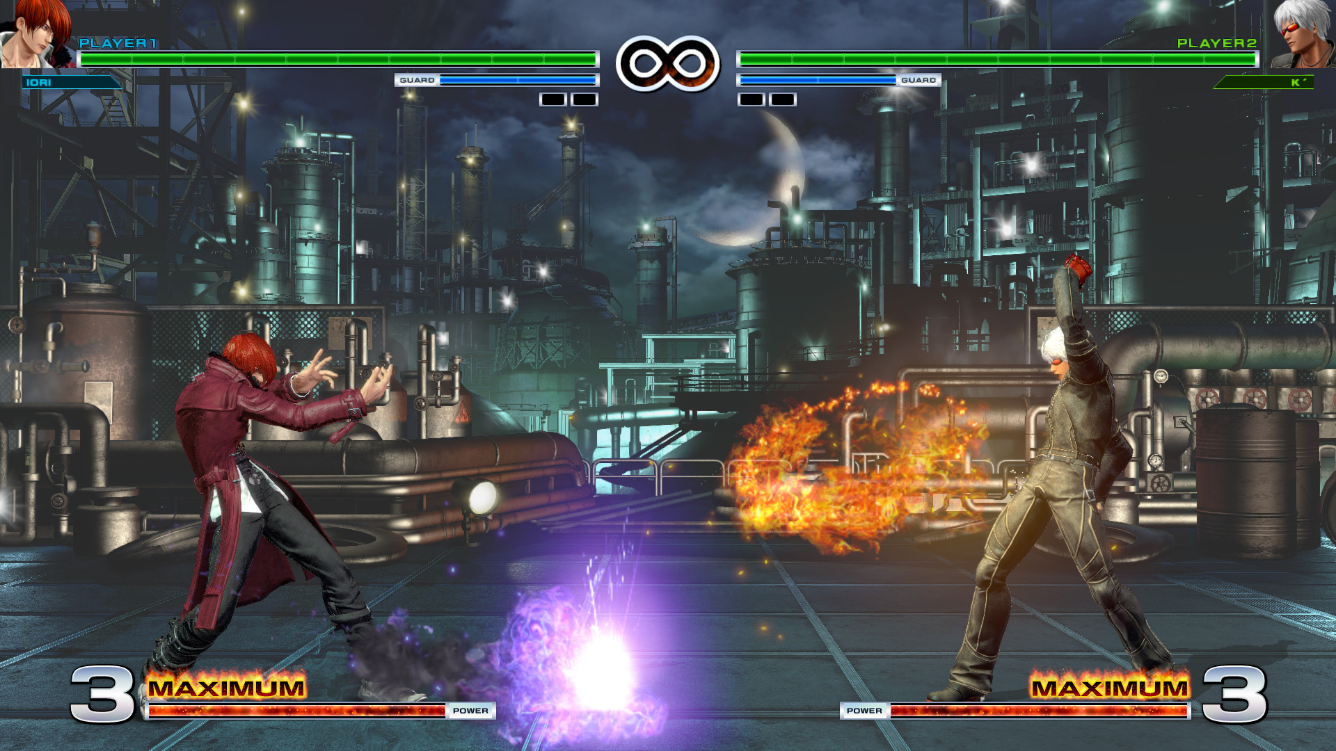 the-king-of-fighters-xiv-recensione-screenshot-04