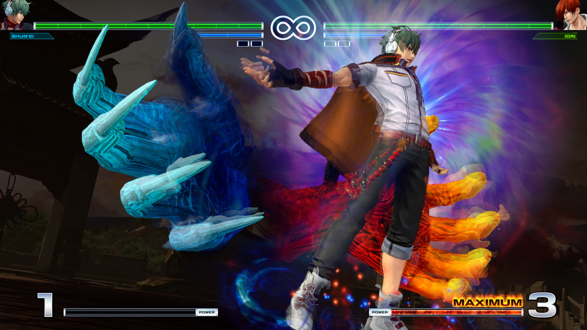 the-king-of-fighters-xiv-recensione-screenshot-07
