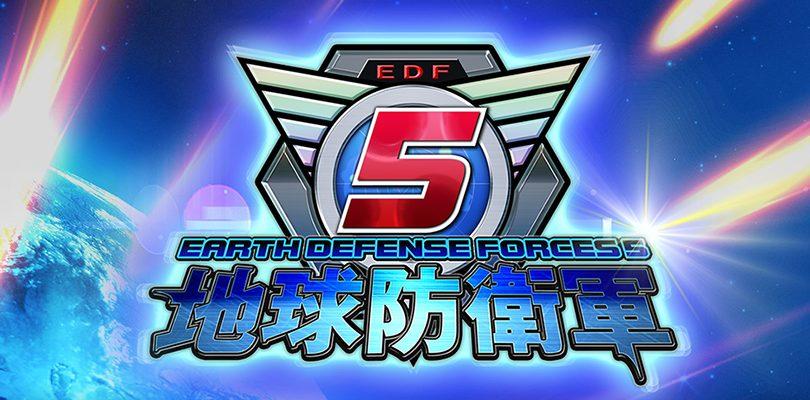 Nuove immagini per Earth Defense Force 5