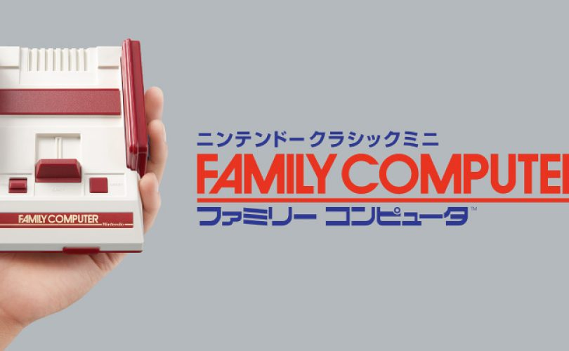 Nintendo Classic Mini: Famicom / Famicon Mini