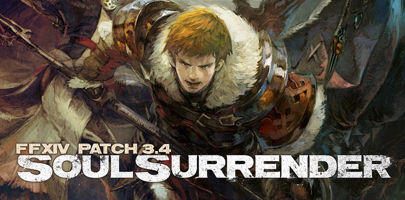 FINAL FANTASY XIV - Soul Surrender (patch 3.4)