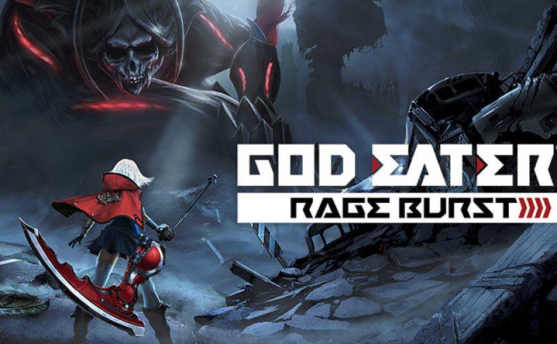 GOD EATER 2 RAGE BURST - Recensione