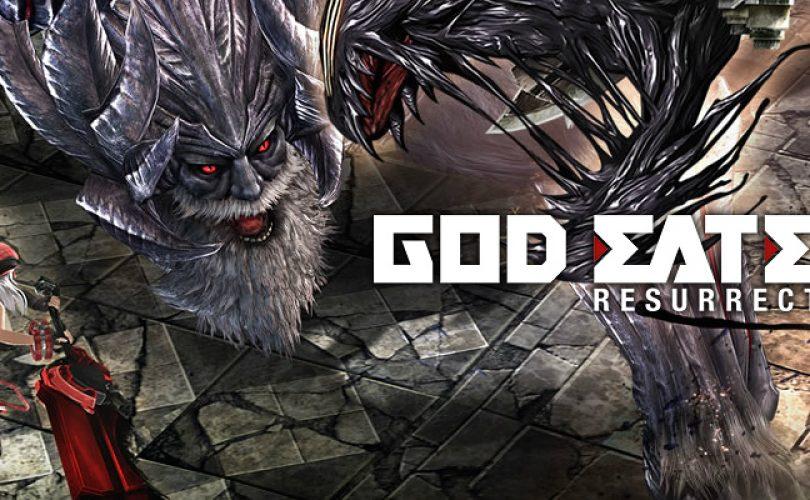 GOD EATER RESURRECTION - Recensione