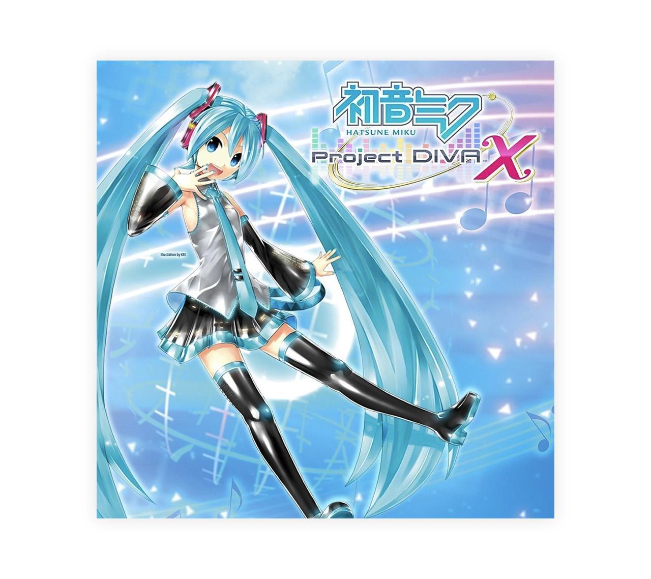 Hatsune miku project diva x recensione playstation 4 ps vita - Diva 262 recensione ...