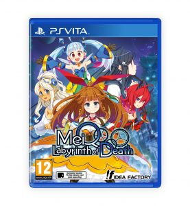 MeiQ: Labyrinth of Death - Recensione