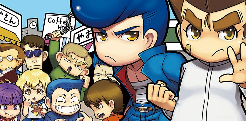 River City Ransom SP / RIver City: Knights of Justice / River City: Rival Showdown