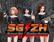 SG/ZH School Girl/Zombie Hunter