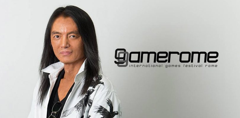 Tomonobu Itagaki - GameRome, Roma
