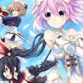 CYBER DIMENSION NEPTUNE / Cyberdimension Neptunia: 4 Goddesses Online