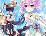 CYBER DIMENSION NEPTUNE / Cyberdimension Neptunia: 4 Goddesses Online