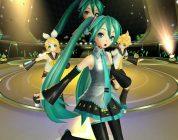 Hatsune Miku VR per PlayStation VR ritarderà il suo debutto nipponico