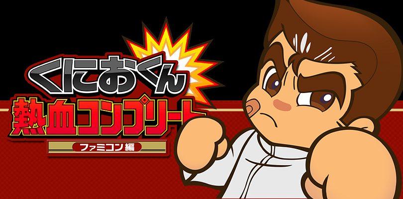 Kunio-kun Nekketsu Complete Famicon Series