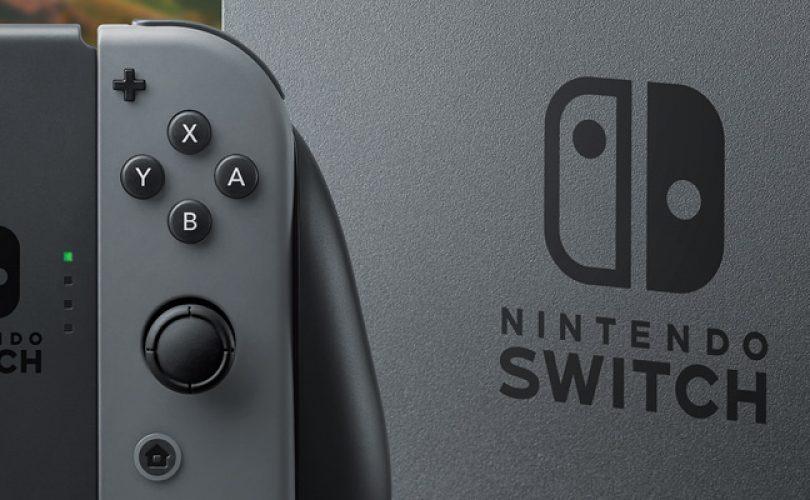Nintendo Switch / Defoliation