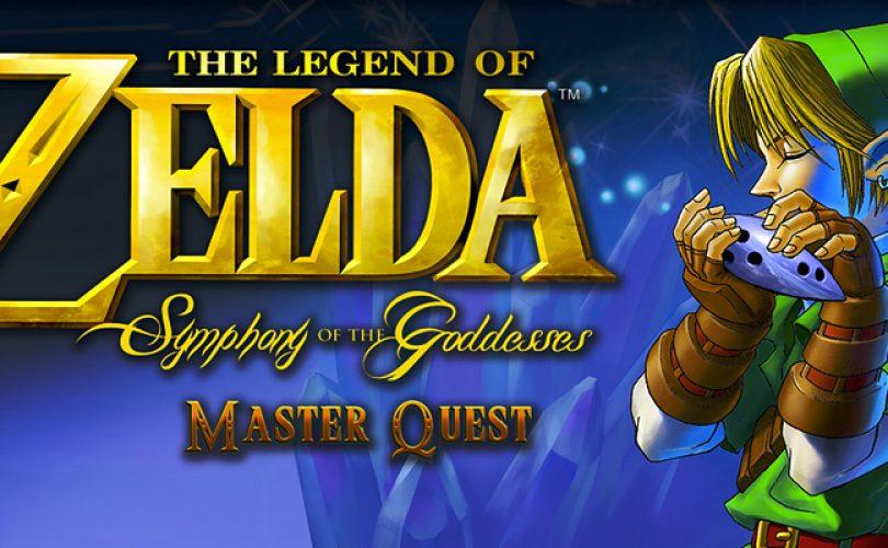 The Legend of Zelda: Symphony of the Goddesses - Master Quest