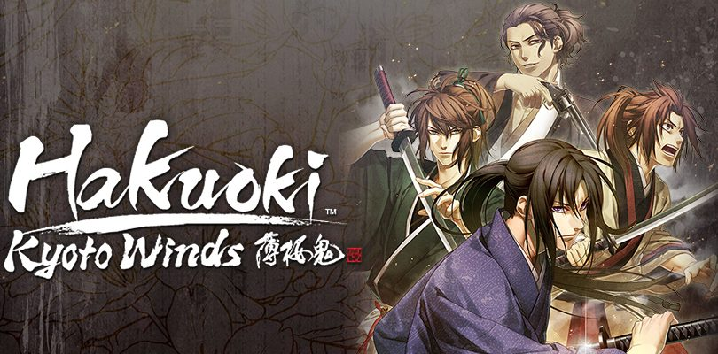 Hakuoki: Kyoto Winds arriva in occidente