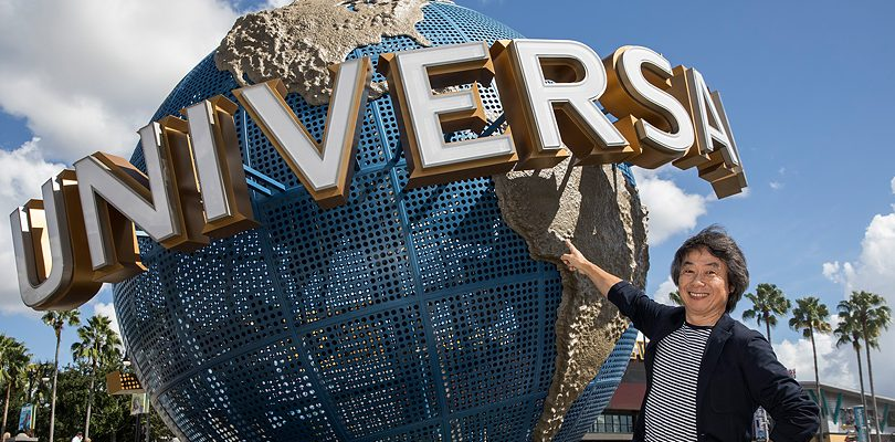 The Vision for Nintendo at Universal Theme Parks