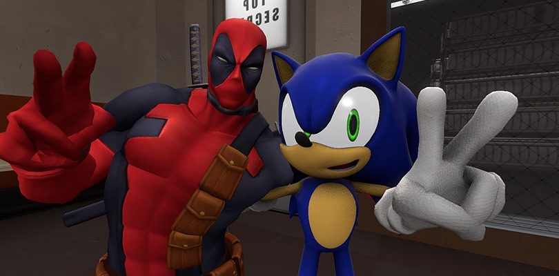 Sonic / Deadpool