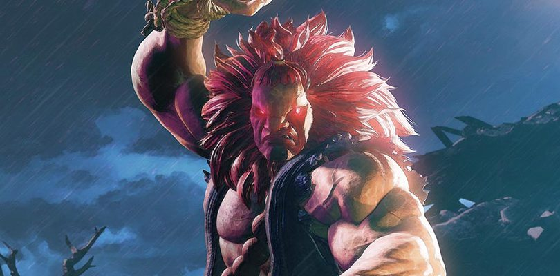 Akuma - Street Fighter V - CAPCOM